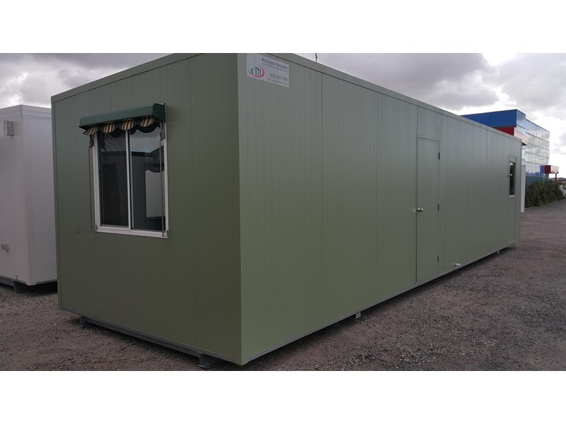mcgregor 10.5m x 3.0m site office 577708 001