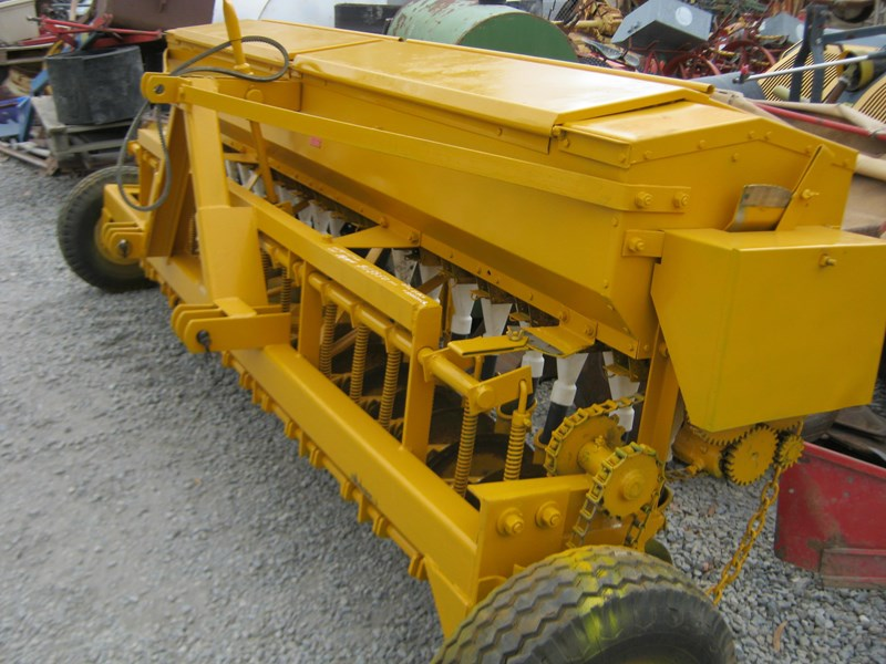 connor shea napier 18 row disc super seeder 551538 007