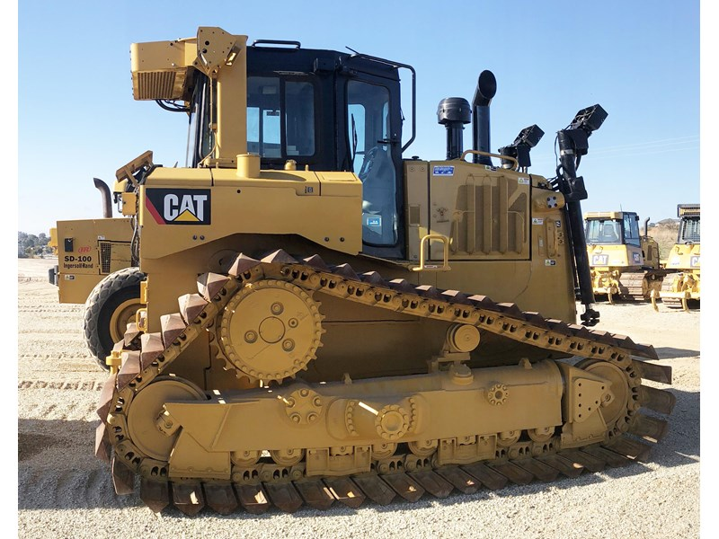 caterpillar d6t lgp waste handler 564644 002