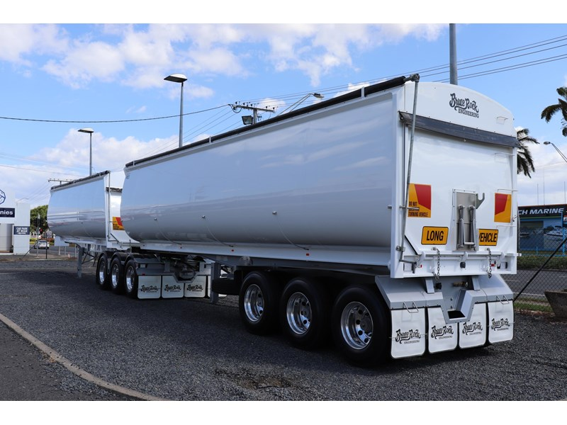 bruce rock engineering b-double slider bulk tippers 555491 005
