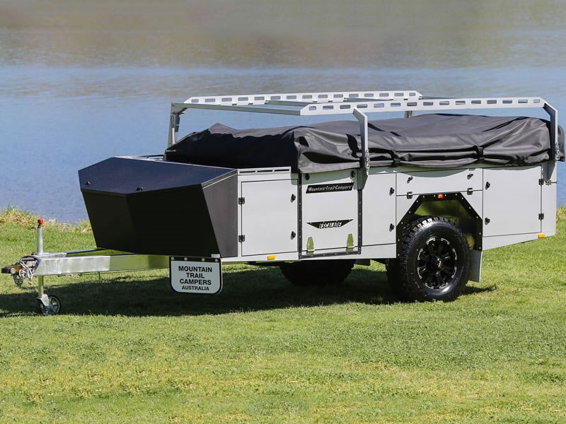 New Mountain Trail Campers Escalade Camper Trailers For Sale