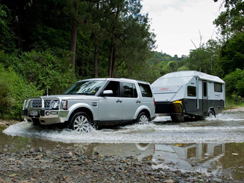 Simple New AUSTRALIAN OFF ROAD QUANTUM III Caravans For Sale
