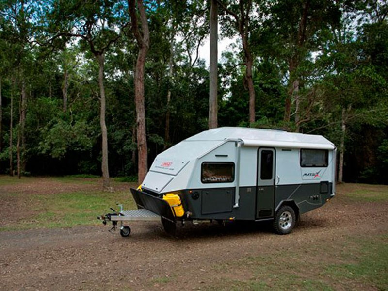 Luxury New ZONE RV 206 OFFROAD Caravans For Sale