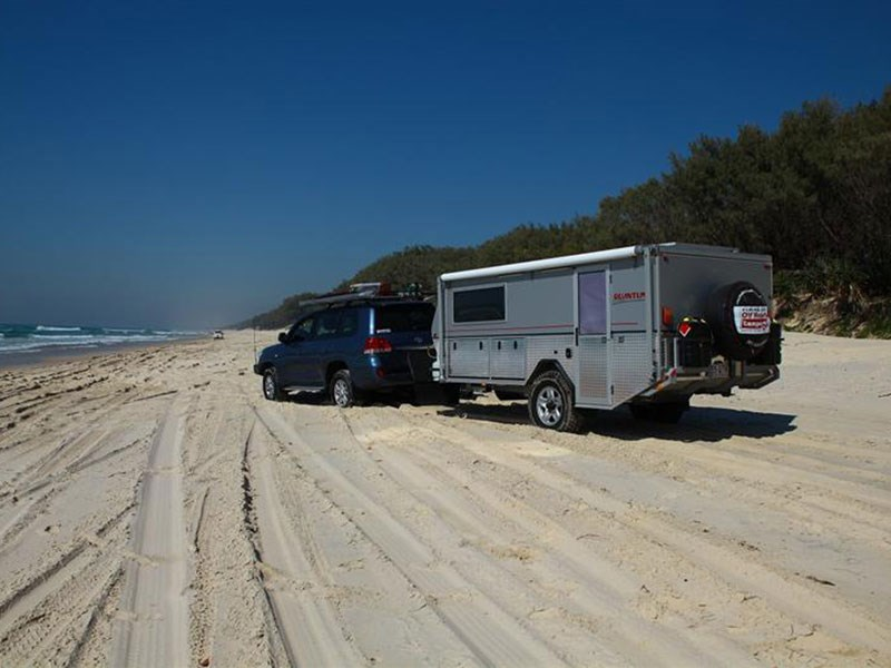 Wonderful THIS Might Just Be The Classiest Way To Take An Aussie Road Trip Forget Towing A Box On Wheels  The Iconic