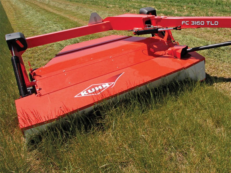 new kuhn fc 3160 tld hay tools for sale