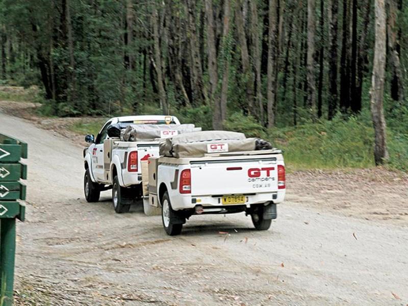 Beautiful New EMU CAMPER TRAILERS SUV SEMI OFFROAD Camper Trailers For Sale