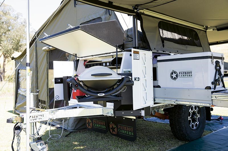 Patriot Camper X1 Review >> New PATRIOT X1 LIMITED EDITION Camper Trailers for sale
