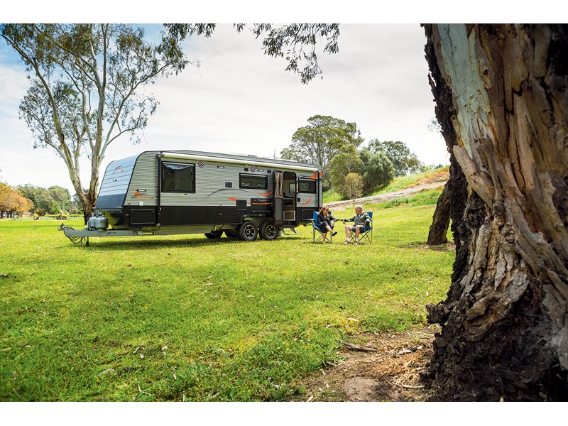Model Prattline Caravan For Sale In Adelaide SA  Prattline Caravan