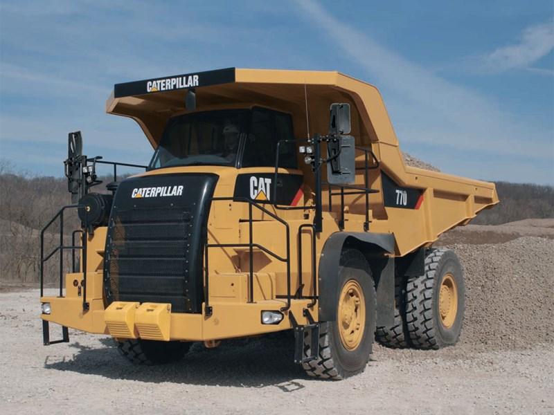 New CATERPILLAR 770 Trucks for sale
