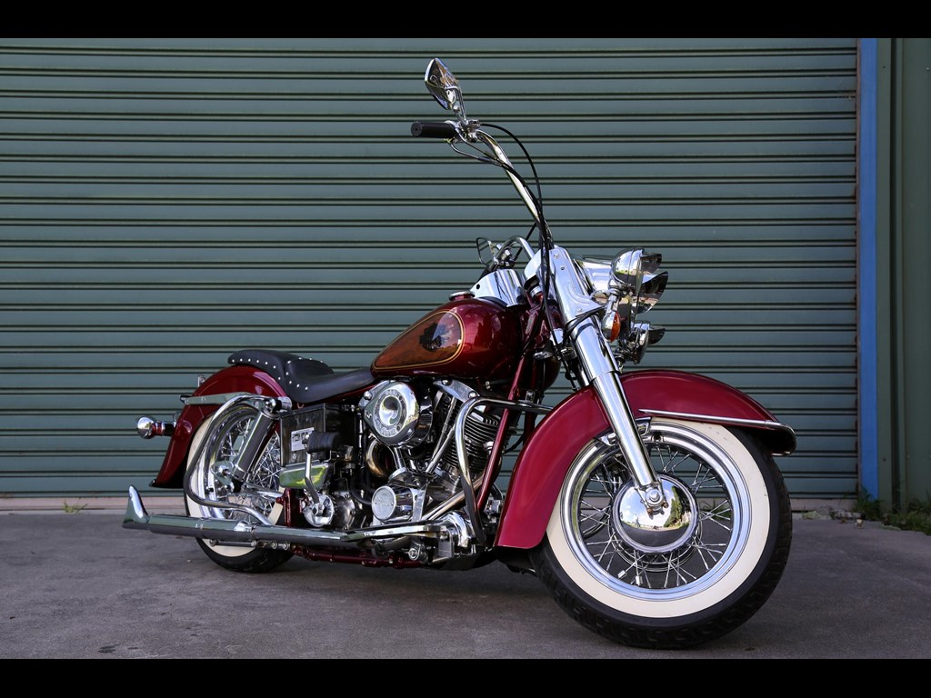 Used Harley Davidson Flh Electra Glide Motorcycles For