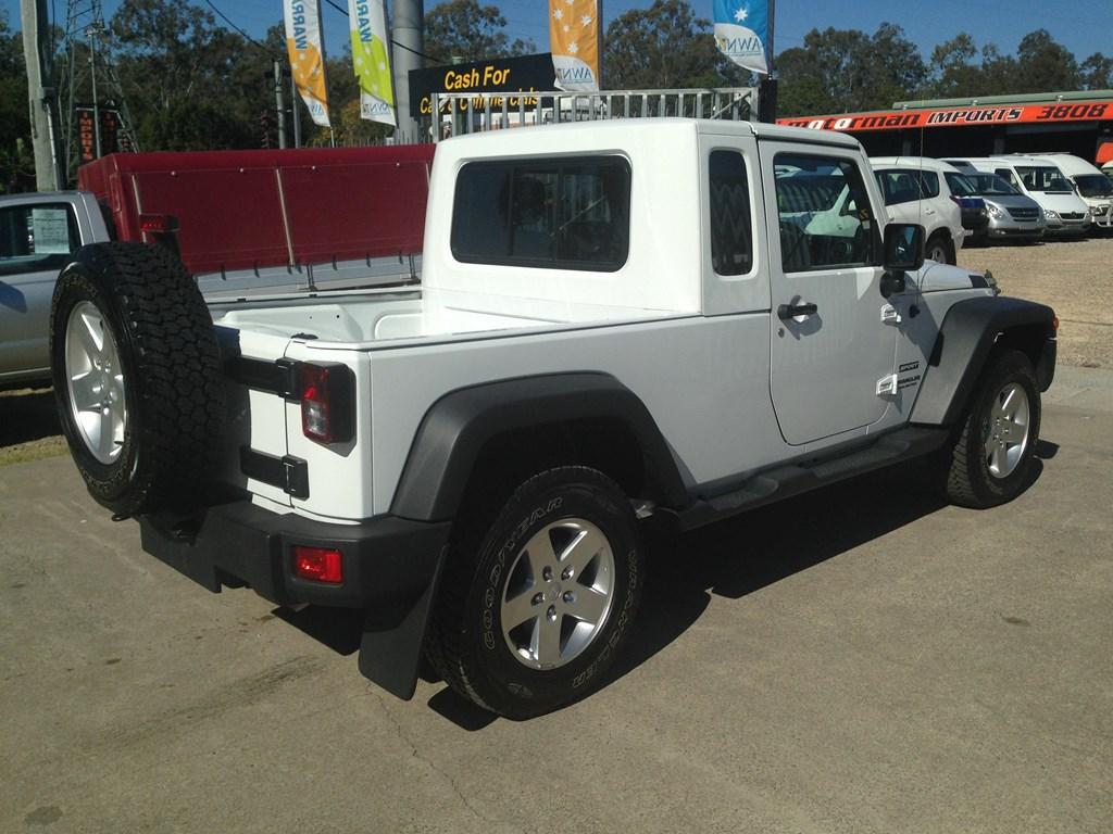 Jeep gladiator release date in Australia