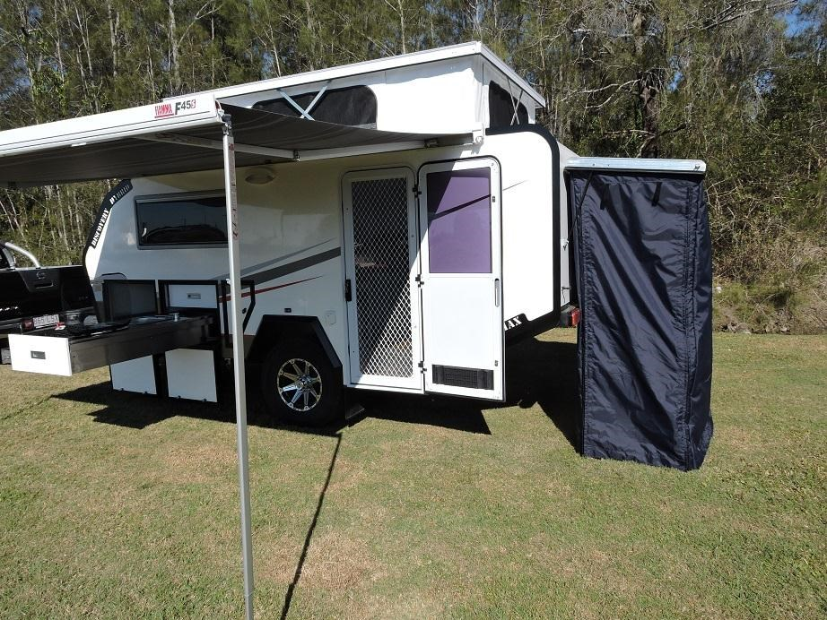 Original MILLARD CARAVAN For Sale  Camper Trailer Australia