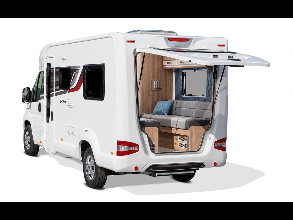 Simple 2015 SWIFT RIO 340 MANUAL DEMO For Sale  Trade RVs Australia