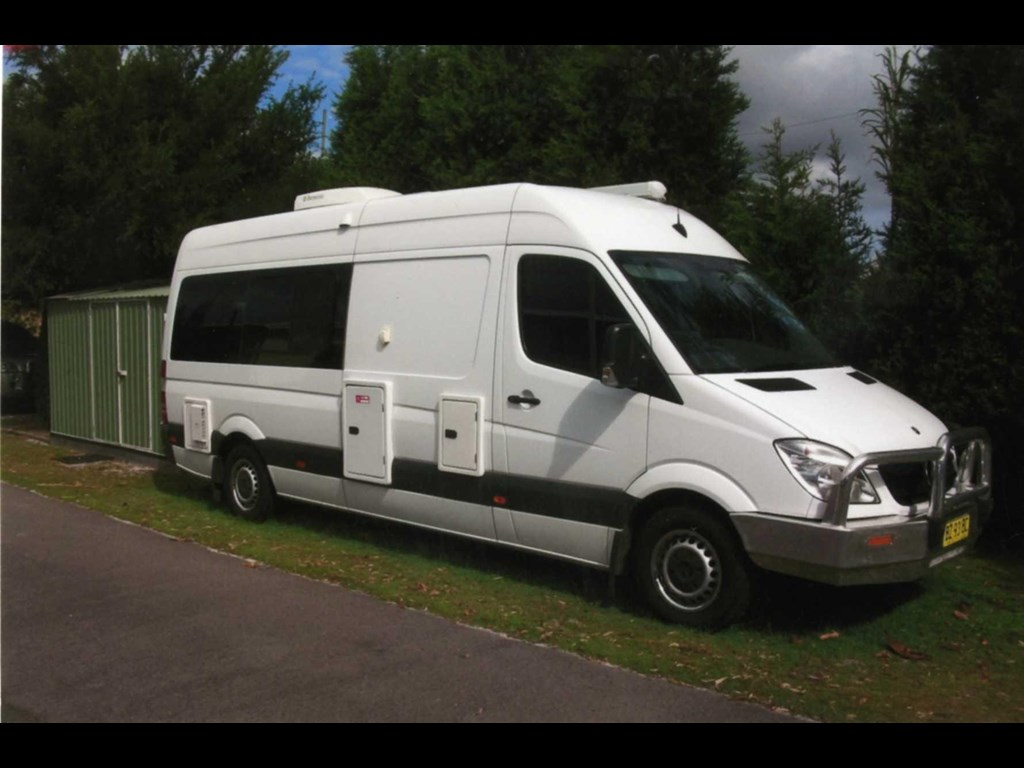 Mercedes benz sprinter rv motorhome autos post for Mercedes benz motor home