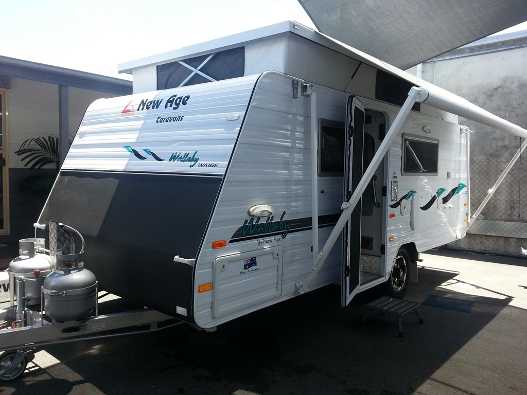 Brilliant  RV LE GRAND  FULL ENSUITE EXTREME OFF ROAD For Sale  Camper Trailer