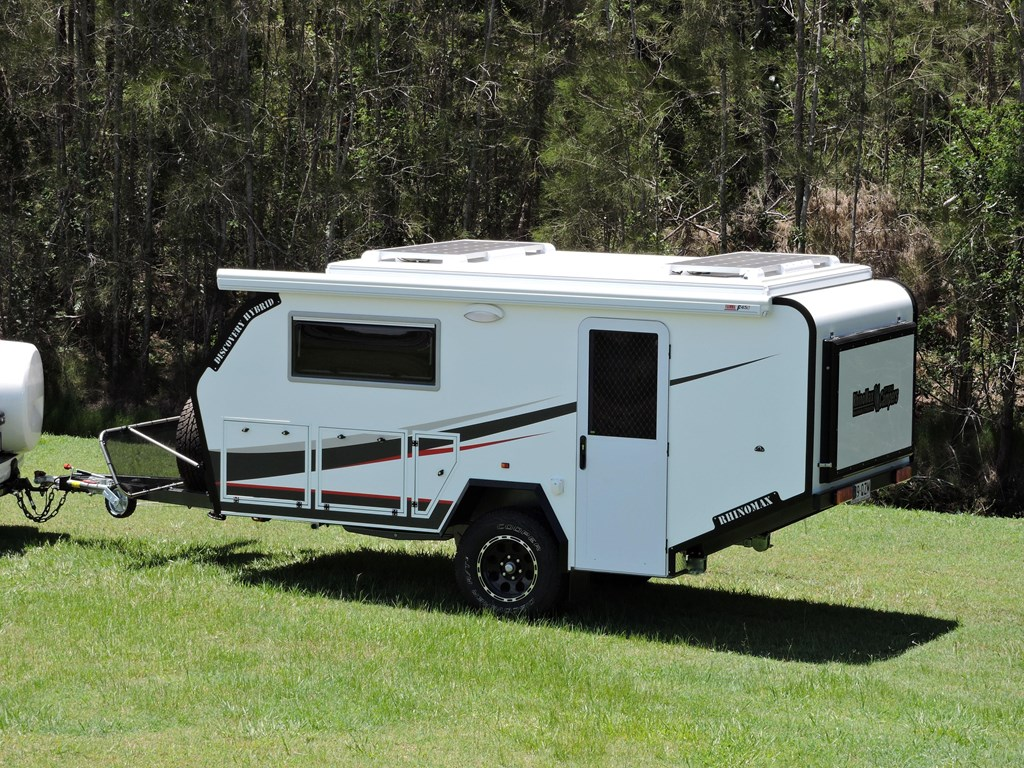 Simple Kelly Campers Best 4wd 4x4 Off Road Hybrid Australia Made Camper