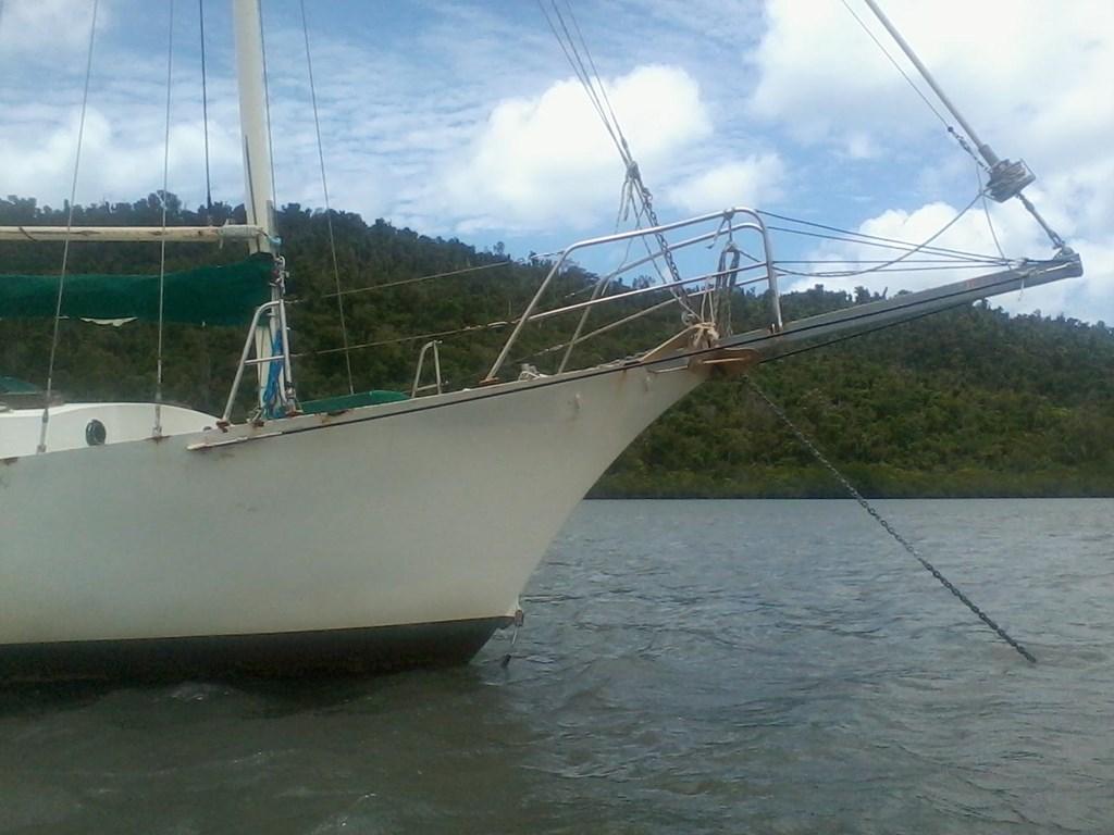 John pugh gaff rigged schooner for sale for Fishing gaffs for sale