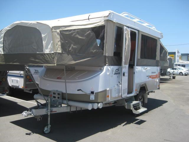 Awesome Jayco Swan Camper Trailer Official Video  YouTube