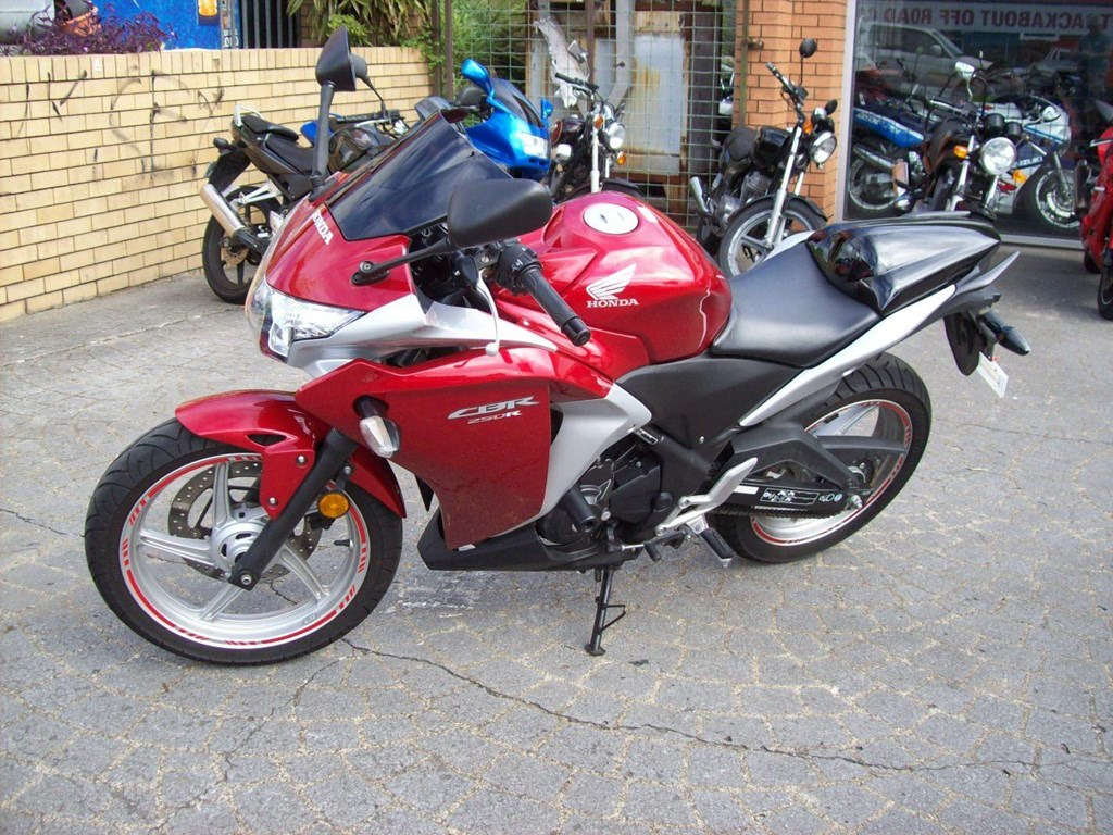 2011 Honda Cbr250r For Sale