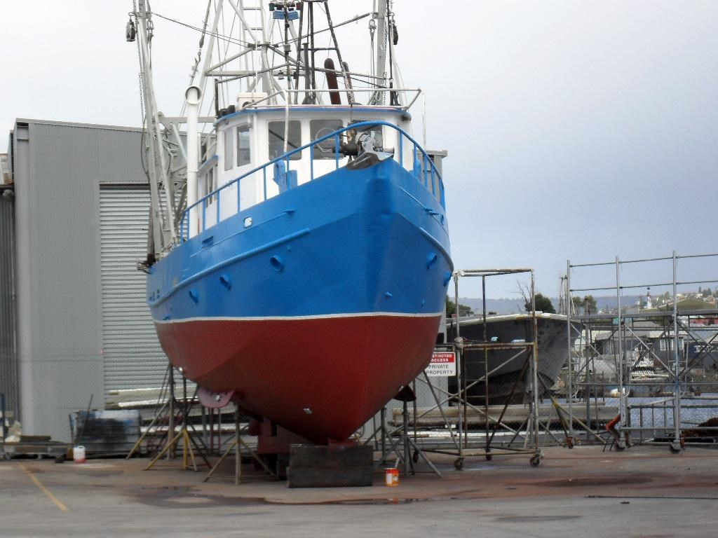 Trawler for sale commercial trawler for sale for Commercial fishing nets for sale