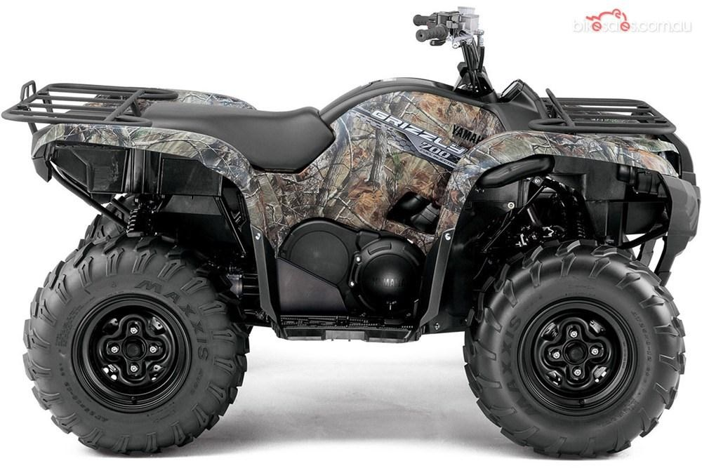 YAMAHA GRIZZLY 450, 550 & 700 for sale $9,190