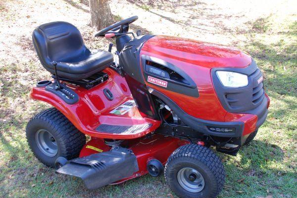 Craftsman 3500 Riding Mower : Craftsman yt for sale