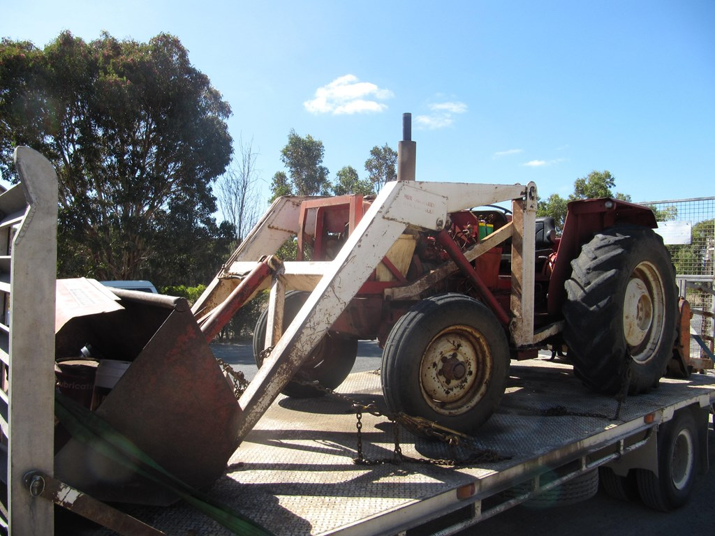Parts For Ih 574 : Case ih tractor wrecking parts only for sale