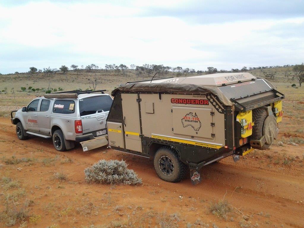 Brilliant 2015 FOREFRONT RV WARRA OFF ROAD For Sale  Camper Trailer Australia