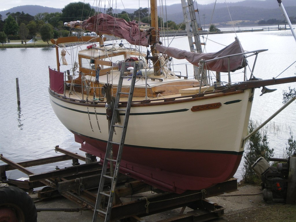 1996 gaff rigged cutter for sale for Fishing gaffs for sale