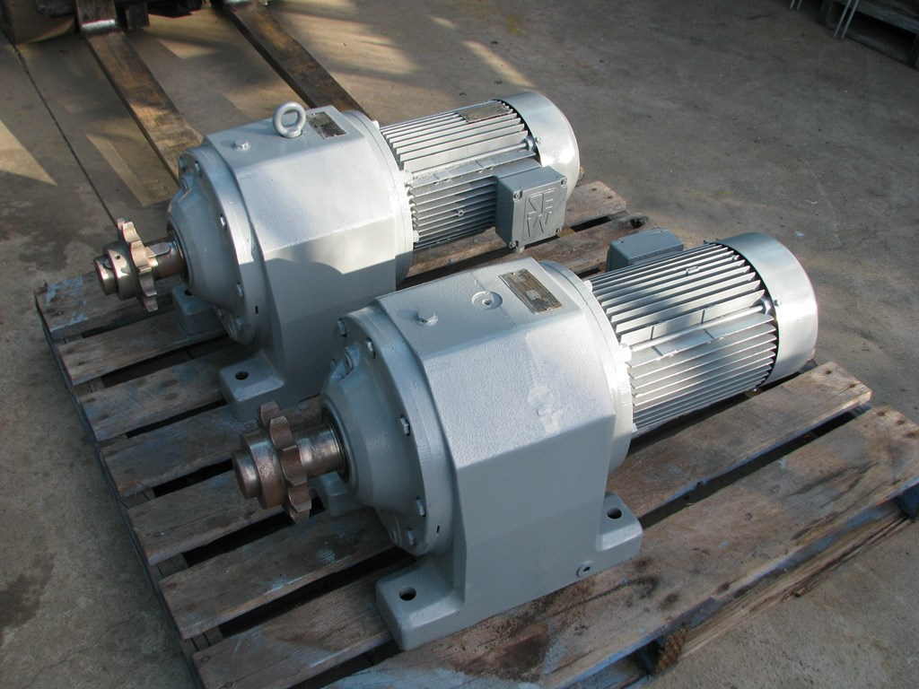 Sew Eurodrive 3 Phase Gear Motor For Sale
