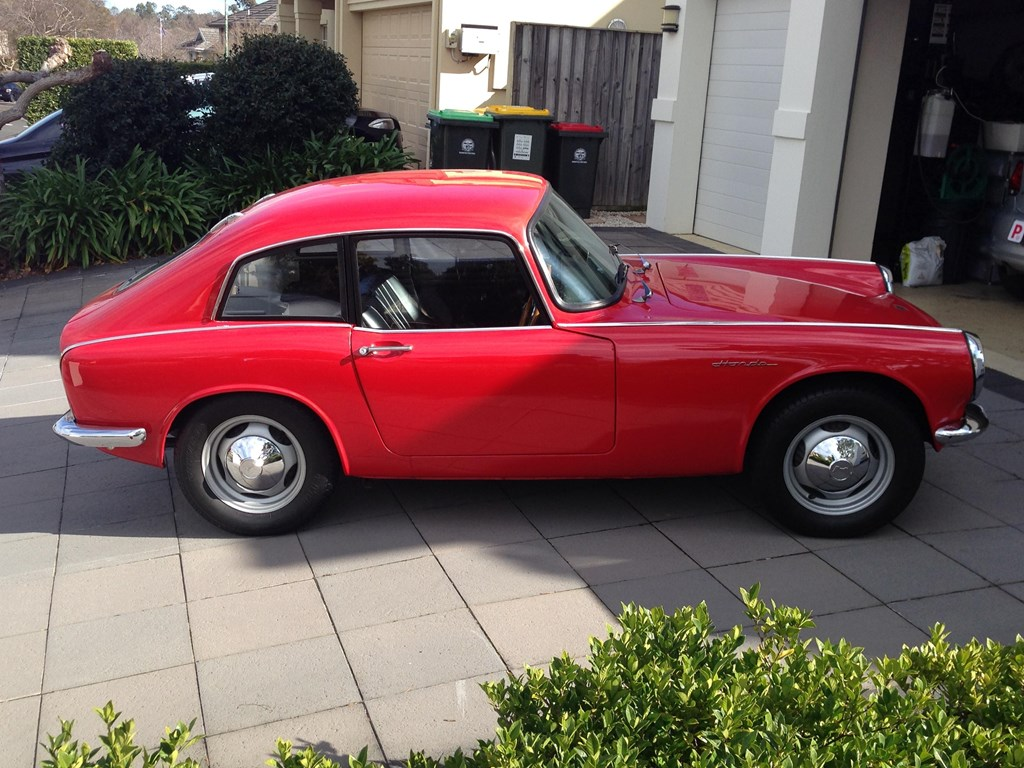 Honda s600 for sale australia for Used hondas for sale