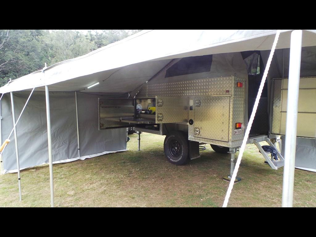 Lastest Custom Camping Trailer  Joy Studio Design Gallery  Best Design