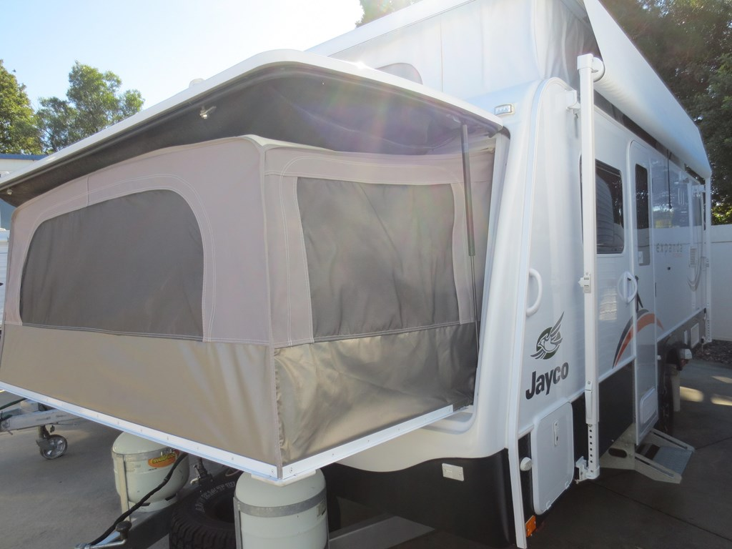 Unique JAYCO EXPANDA 18579 OB RV Towing Caravans Specification