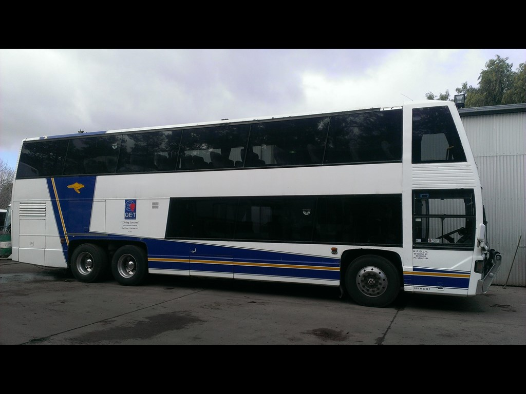 Austral double decker for sale 55 000