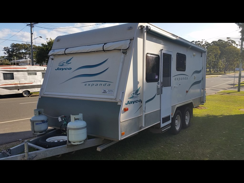 Perfect Jayco Expanda Outback  The Perfect Family Adventure Maker