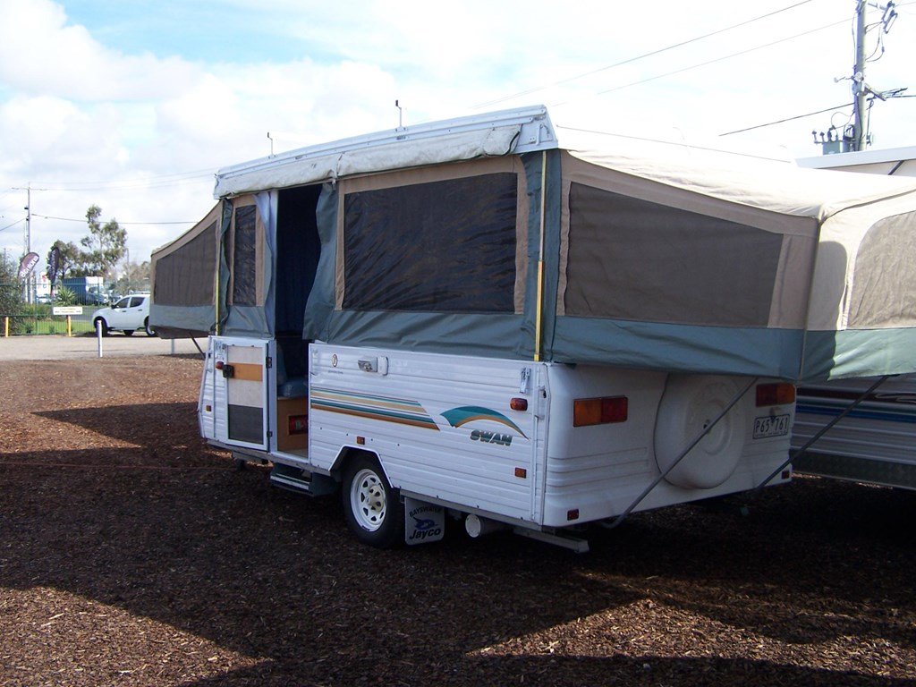 Creative There Are Seven Models In Jaycos 2014 Range  Swift, Penguin, Eagle, Dove, Swan, Flamingo And Hawk Setting Up Is Simple And Easy Making Them The Perfect Touring Or Outback RV With Sleeping Spaces For Two To Eight People And