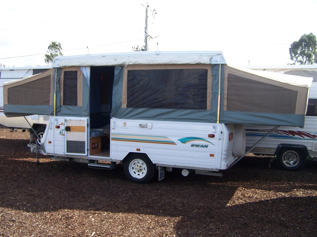 New New JAYCO PENGUIN OUTBACK Camper Trailers For Sale