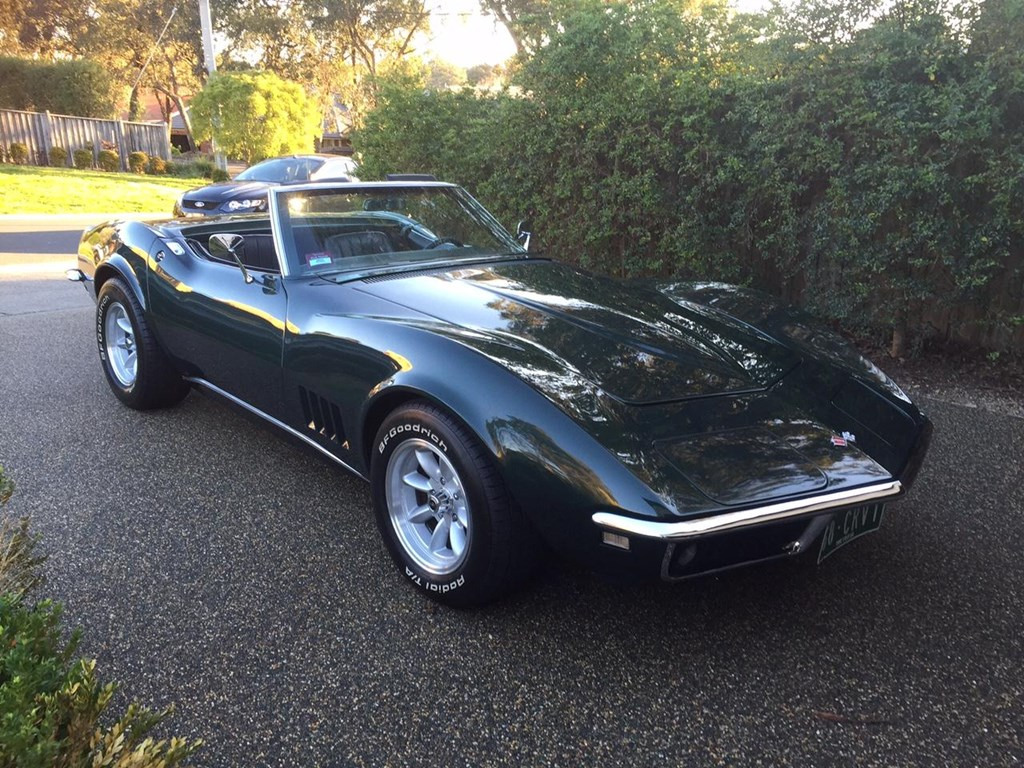 1968 chevrolet corvette convertible for sale 45 500. Cars Review. Best American Auto & Cars Review