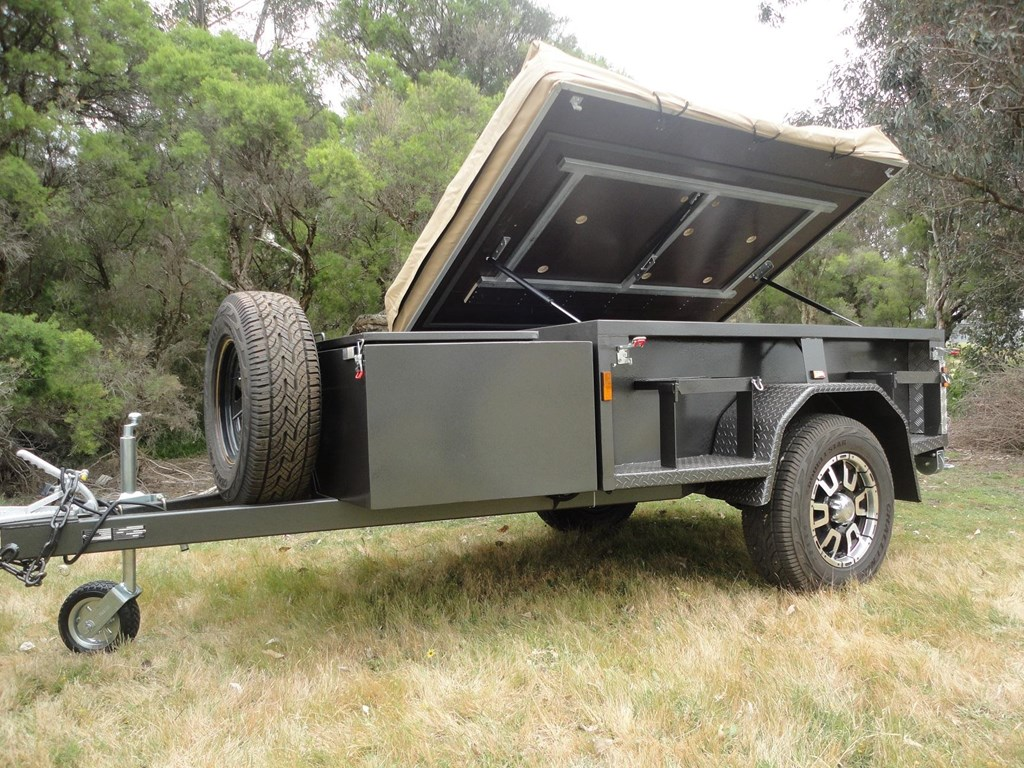 Awesome Le Busha Overlander Off Road Trailer For Sale In South Africa  Clasf
