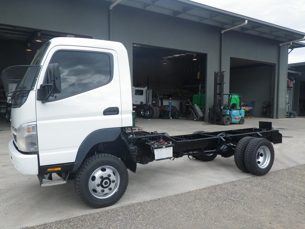 New And Used Mitsubishi Fuso Trucks For Sale From Top ...