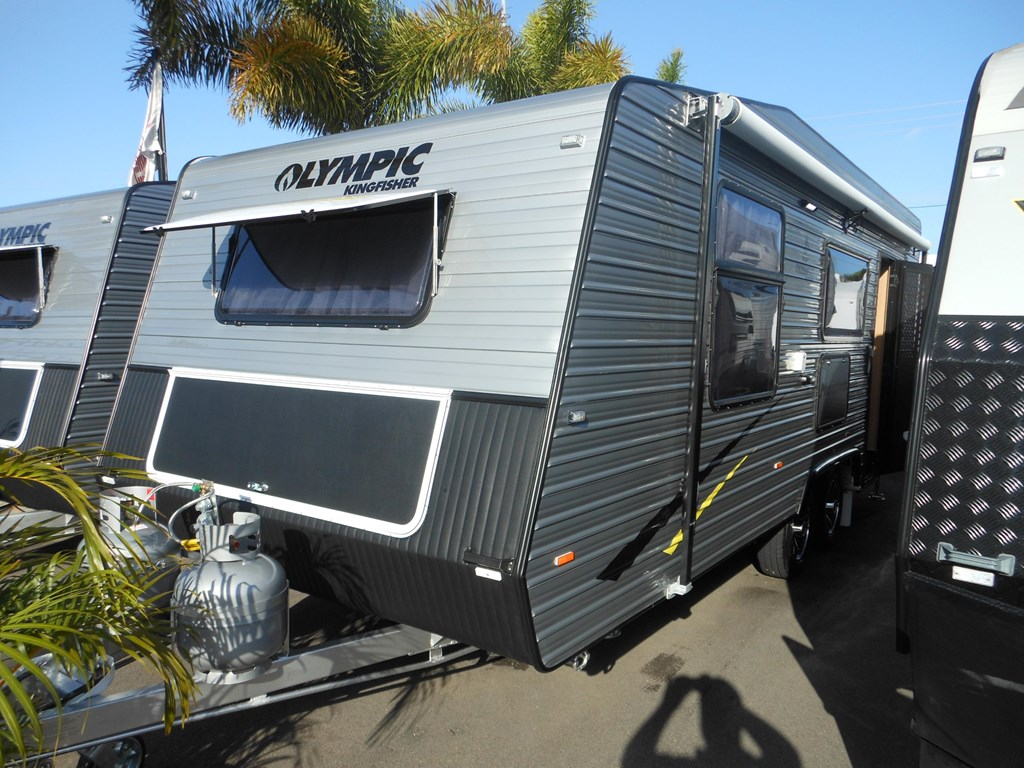 Cool JAWA TRAX12 ENSUITE Offroad Hybrid Caravan   Sleeps 2 For Sale In