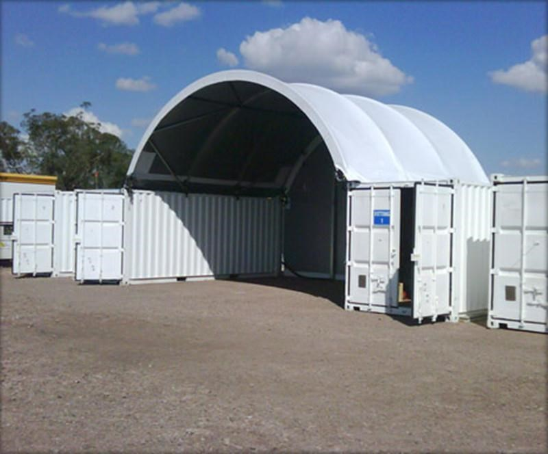 Portable Dome Shelters : Nq trading ft igloo container shelter c s for sale