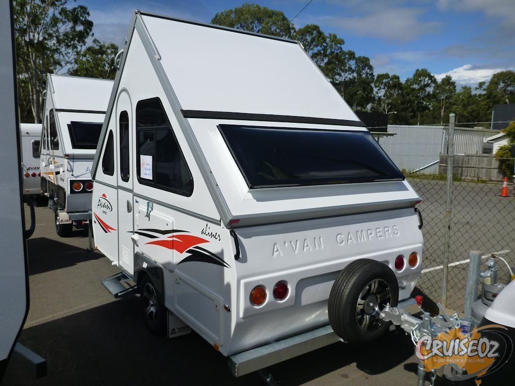 2016 avan camper aliner 1d double bed for sale 31 080