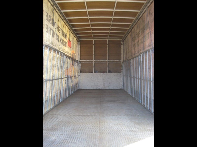 all truck 12 pallet curtainsider body 231829 005