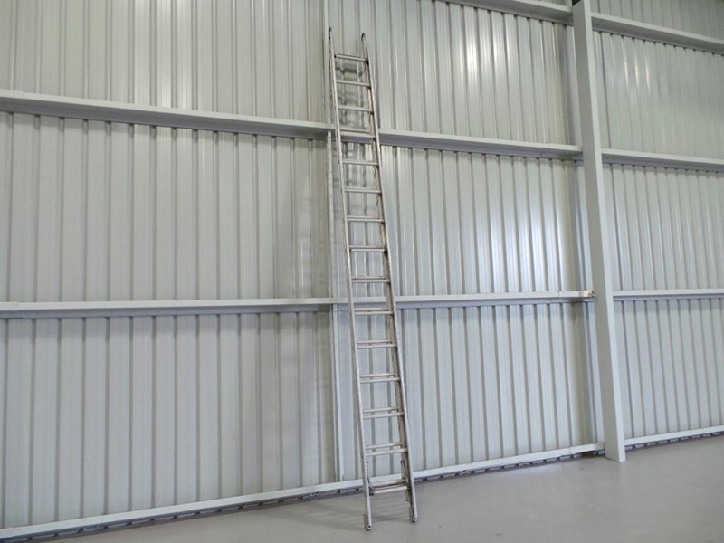 workmate kx29 alloy ladder 236421 001