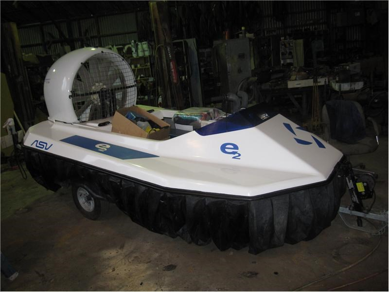custom craft asv model e2 57034 001