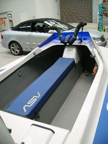 custom craft asv model e2 57034 011