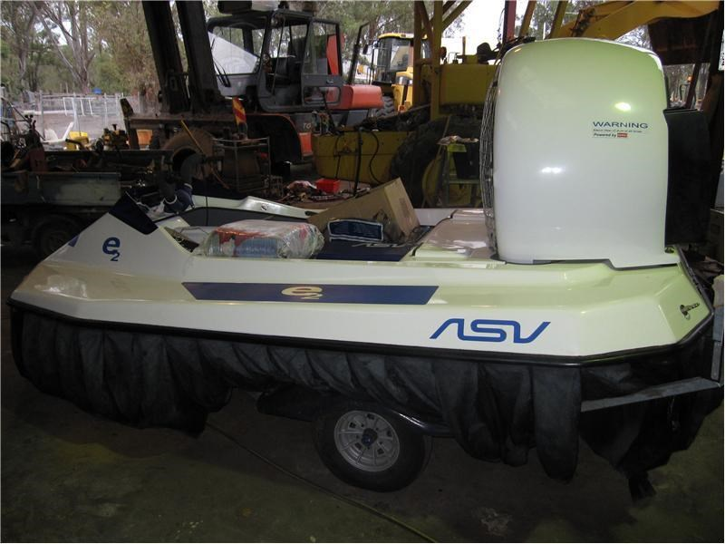 custom craft asv model e2 57034 031
