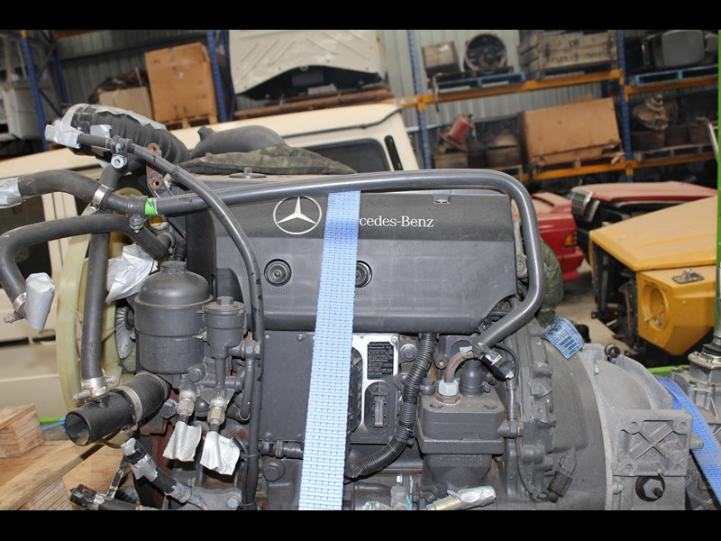 mercedes-benz vario - om904la engine 78324 005