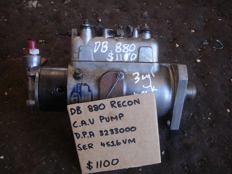 injector pump dpa 3233000 189563 001
